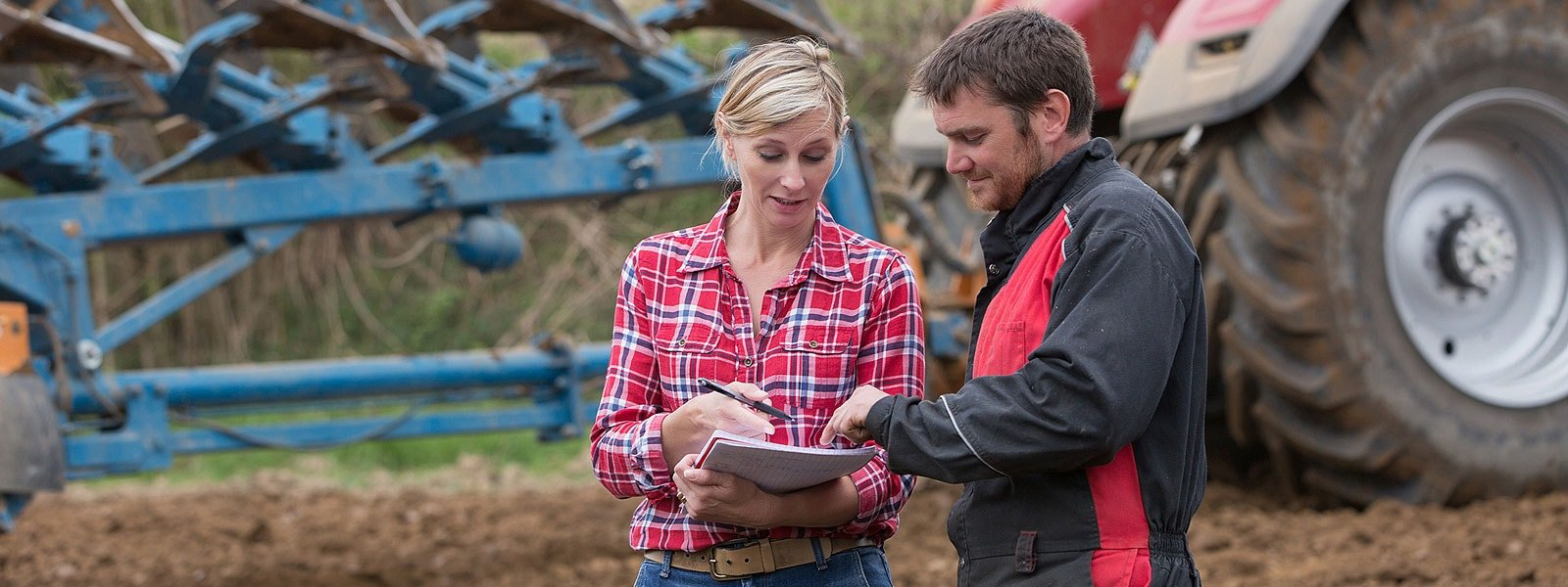 Property Agent and Farm Owner