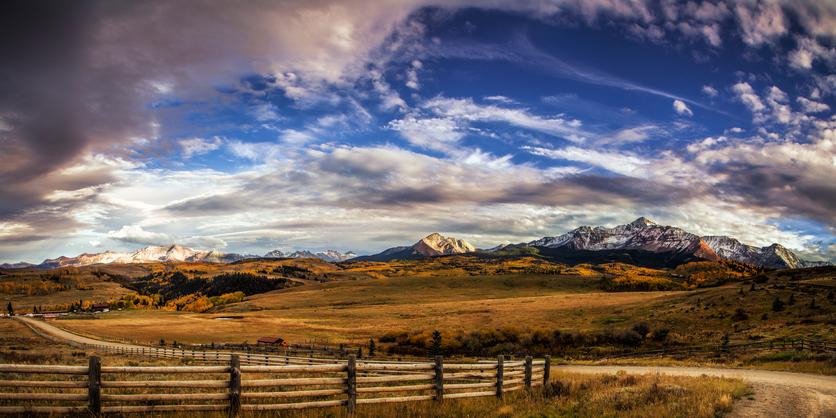 Winding Mountain Trail