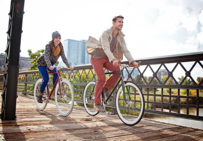 Urban Cyclists